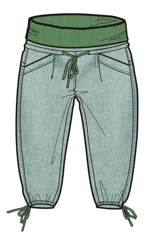 3 4 kalhoty URTICA ME03  d582be8e38