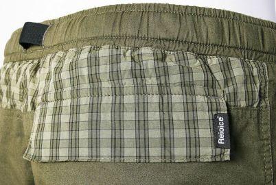 3/4 plátěné kalhoty 3/4 MOTH - U205/U246