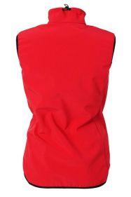 Dámská softshellová vesta SPINNING WHELL U228