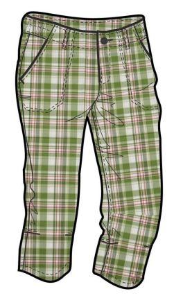 Dámské šortky ADONIS K171