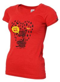 Dámské tričko GENTIANA WOMEN ME13-1711