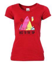 Dámské tričko GENTIANA WOMEN U219-1605