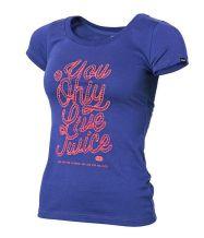 Dámské tričko GENTIANA WOMEN U222 - 1613