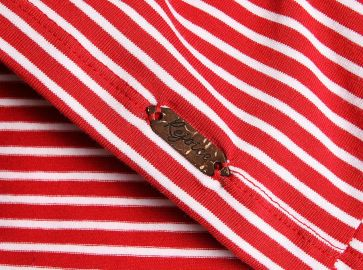 Dámské triko s 3/4 rukávem Vistaria P45 - SLIM FIT