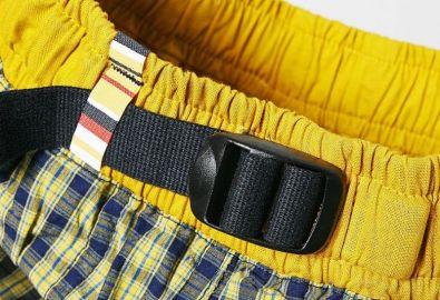 Dětské plátěné kalhoty KIDS MOTH K182/U242