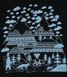 Dětské tričko Adiantum LE U02 - 1907