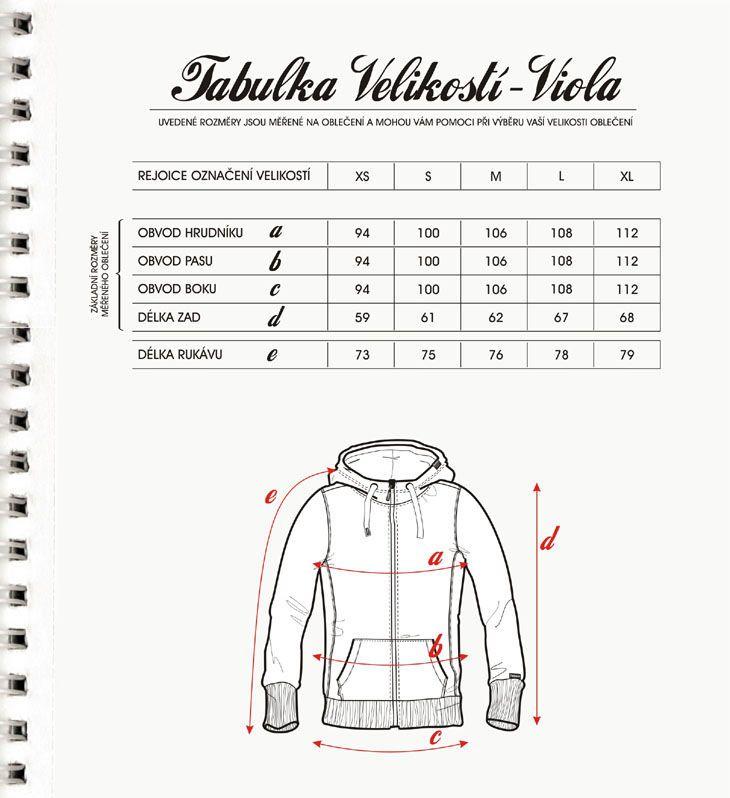 28d20b78565 Dámská mikina REJOICE INULA U233 - Rejoice-kt.cz