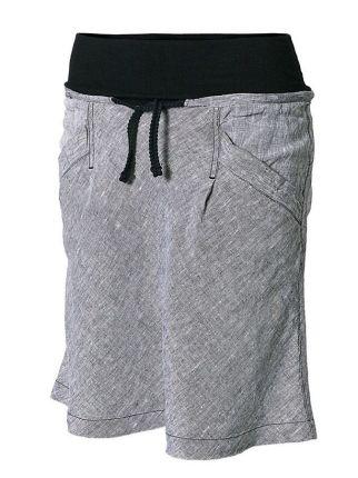 Lněná sukně URTICA SKIRT ME01