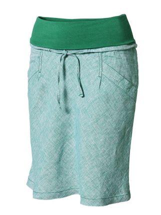 Lněná sukně  URTICA SKIRT ME03