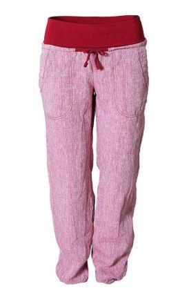 Lněné kalhoty URTICA ME02