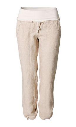 Lněné kalhoty URTICA ME10