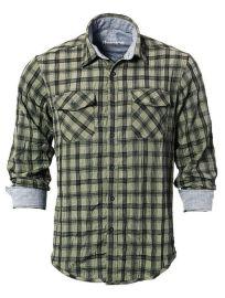 Pánská košile s dlouhým rukávem Larix K210