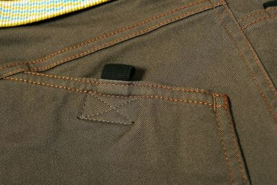 Pánské kalhoty Ledum U260