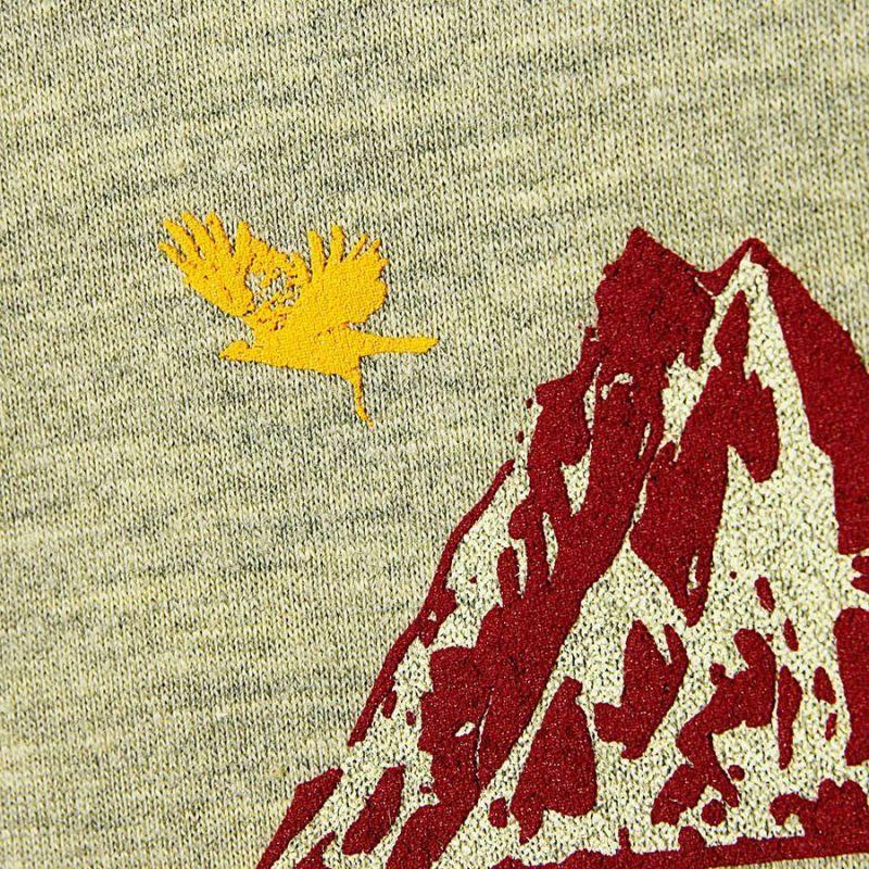 Pánské tričko Quercus ME16-1718  d3019e790a