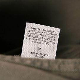 Plátěné kalhoty PADUS 20 U297