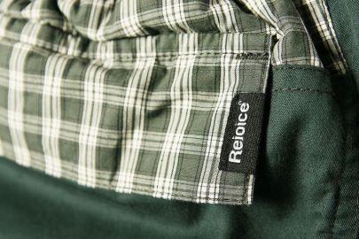 Plátěné kalhoty UNISEX MOTH - K 212/U55