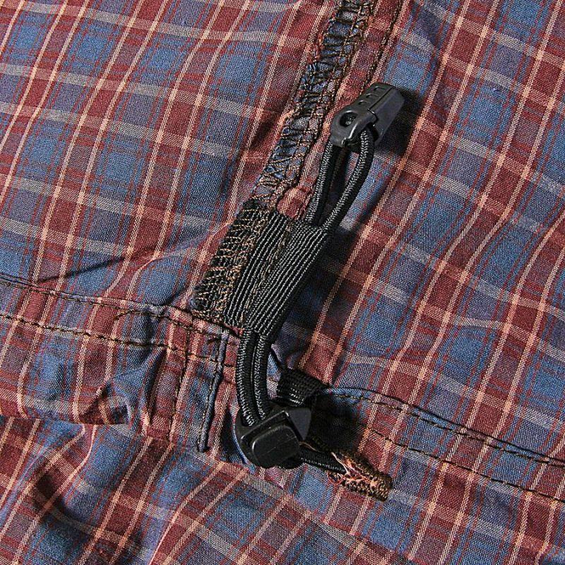 Plátěné kalhoty UNISEX MOTH - K200 U54  b4e87c352c
