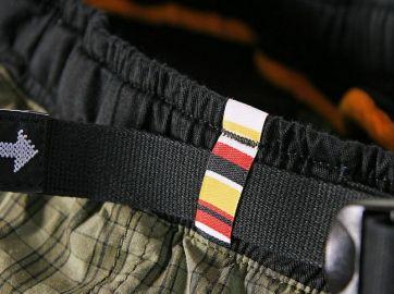 Plátěné kalhoty UNISEX MOTH - K205/U02