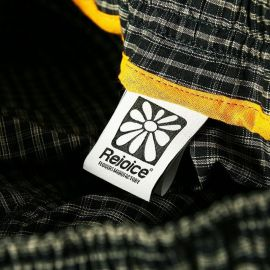 Plátěné šortky SUN - K 213