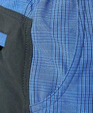 Pohodlné šortky HEMP SHORTS - K176/U55