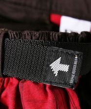 Pohodlné šortky HEMP SHORTS - K203/U49