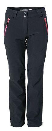 Softshellové dámské kalhoty PRIMULA U231