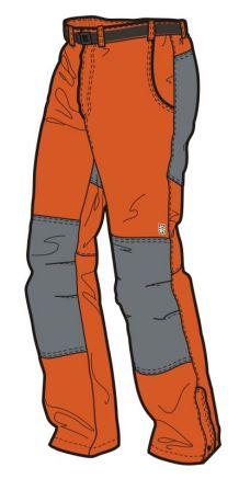 Kalhoty s podšívkou UNISEX CANYON - U13/U09